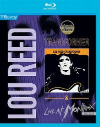 Cover Lou Reed - Transformer & Live At Montreux 2000 [DVD]